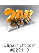 2011 Clipart #229110 by chrisroll