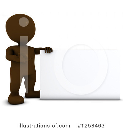 Brown Man Clipart #1258463 by KJ Pargeter