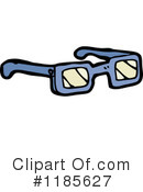 3d Glasses Clipart #1185627 by lineartestpilot