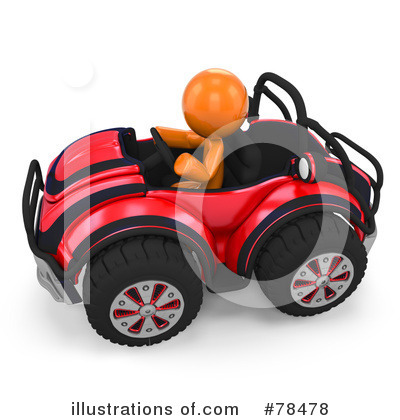 Buggy Clipart #78478 by Leo Blanchette