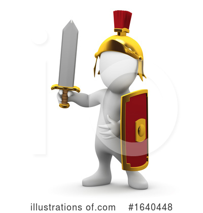 Roman Clipart #1640448 by Steve Young