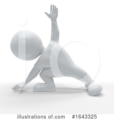 Royalty-Free (RF) 3d People Clipart Illustration by KJ Pargeter - Stock Sample #1643325