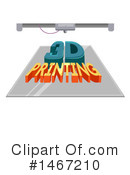 3d Printing Clipart #1467210