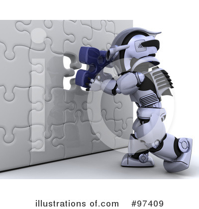 clipart robot  clip art illustrations