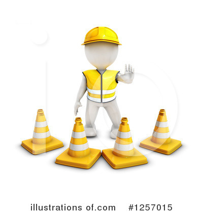 Under Construction Clipart #1257015 by KJ Pargeter
