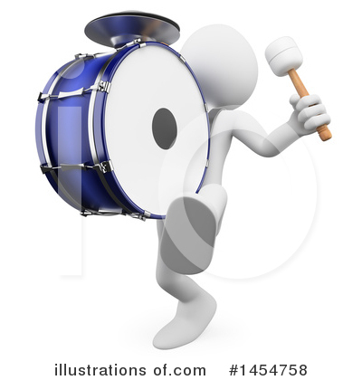 Marching Band Clipart #1454758 by Texelart