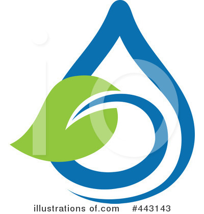 Water Drop Clipart #443143 by elena