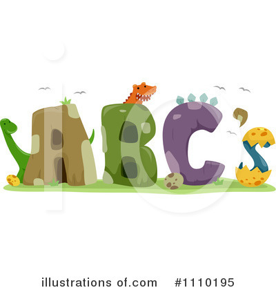 Dinosaur Clipart #1110195 by BNP Design Studio