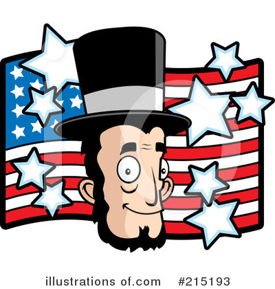 Abraham Lincoln Clipart #215193 by Cory Thoman