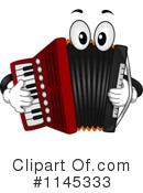 Royalty-Free (RF) Accordion Clipart Illustration #1145333