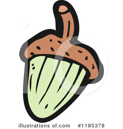 Acorn Clipart #1185378 by lineartestpilot