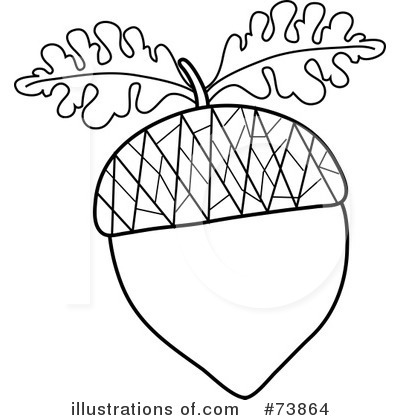 Acorn Clipart Acorn clipart illustration