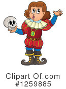 Actor Clipart #1259885 by visekart
