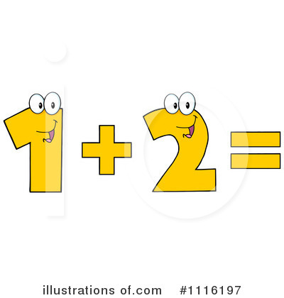 Number Clipart #1116197 by Hit Toon