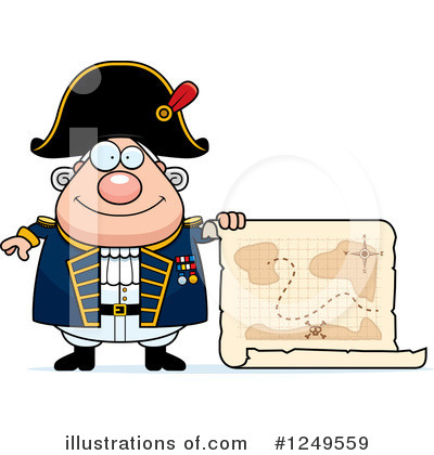 Treasure Map Clipart #1249559 by Cory Thoman