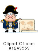Royalty-Free (RF) Admiral Clipart Illustration #1249559