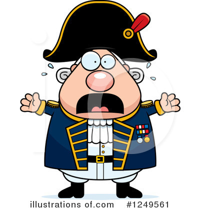 Admiral Clipart #1249561 by Cory Thoman