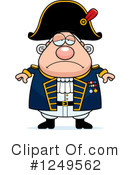 Admiral Clipart #1249562 by Cory Thoman
