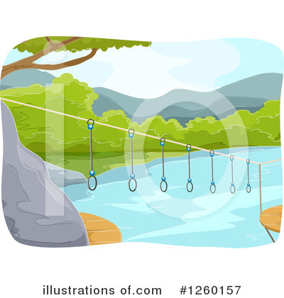 Obstacle Course Clipart #1260157 by BNP Design Studio