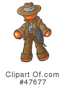 Adventurer Clipart #47677 by Leo Blanchette