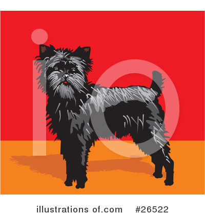 Dogs Clipart #26522 by David Rey