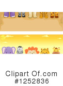 African Animals Clipart #1252836 by BNP Design Studio