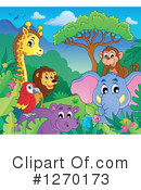 African Animals Clipart #1270173