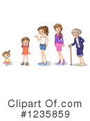Aging Clipart #1235859 by Graphics RF