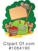 Agriculture Clipart #1064190 by visekart