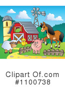 Royalty-Free (RF) Agriculture Clipart Illustration #1100738