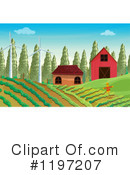 Agriculture Clipart #1197207 by Graphics RF