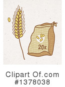 Royalty-Free (RF) Agriculture Clipart Illustration #1378038