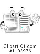Air Conditioner Clipart #1108976