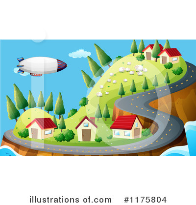 Island Clipart #1175804 by Graphics RF