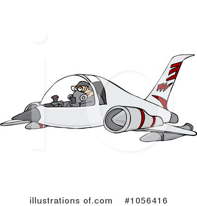 Airplane Clipart #1056416 by djart