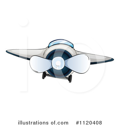Plane Clipart #1120408 by Graphics RF