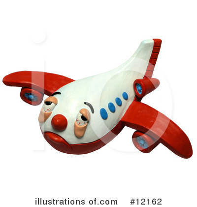 Jet Clipart #12162 by Amy Vangsgard