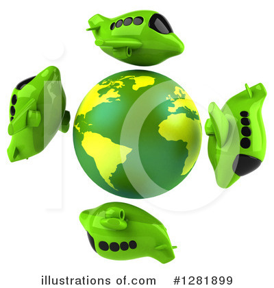 Earth Clipart #1281899 by Julos