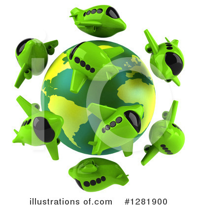 Earth Clipart #1281900 by Julos