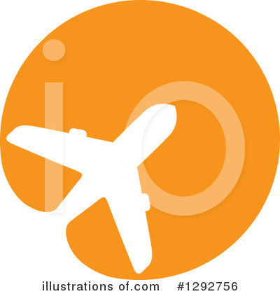Airport Clipart #1292756 by ColorMagic