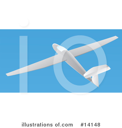 Airplane Clipart #14148 by Rasmussen Images