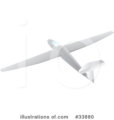 Airplane Clipart #33880 by Rasmussen Images