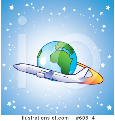 Globe Clipart #60514 by TA Images