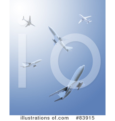 Airplanes Clipart #83915 by Mopic