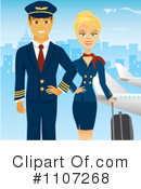 Royalty-Free (RF) Airport Clipart Illustration #1107268