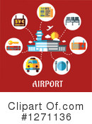 Airport Clipart #1271136