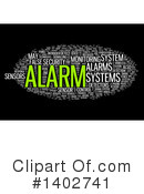 Alarm Clipart #1402741 by MacX