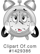 Alarm Clock Clipart #1429386 by BNP Design Studio