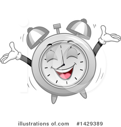 Wake Up Clipart #1429389 by BNP Design Studio