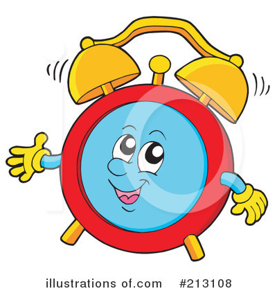 Clock Clipart #213108 by visekart